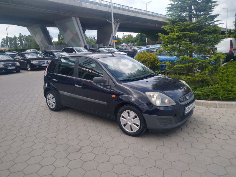 Ford Fiesta 1.3i Бензин